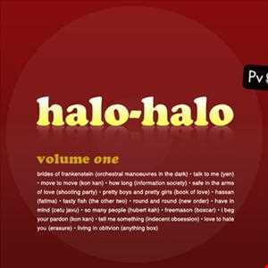 Halo-Halo Vol.1 (New Wave)