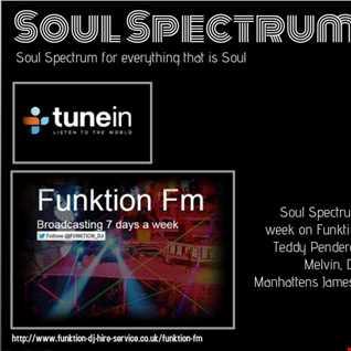 Soul Spectrum   with Mista Moody