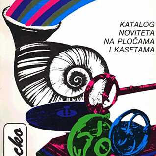 Fahrudin Krcic - Katalog Noviteta na Plocama i Kasetama