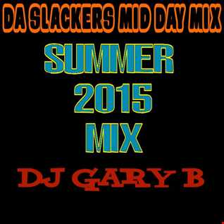 Summer 2015 Mix