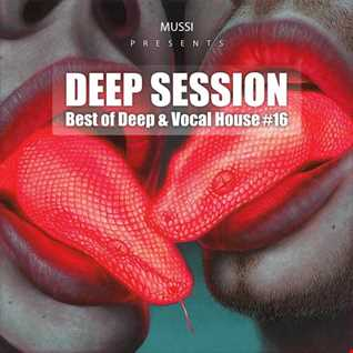 Best of Deep & Vocal House - Deep Session #16