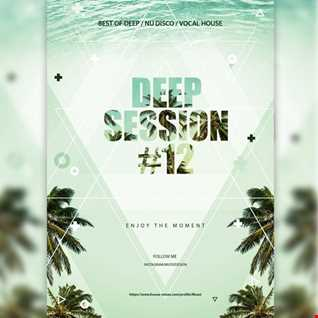 Best of Deep / Nu Disco / Vocal House - Deep Session#12
