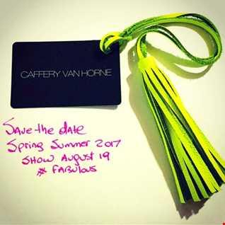 Caffery Van Horne Summer 2016 - lounge mix