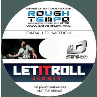 Parallel Moion - Let It Roll 2015 Promo Mix
