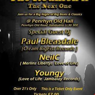NeilC reunion II promo