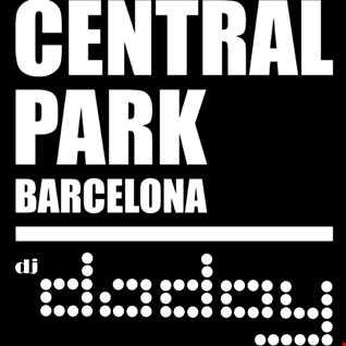 dj dadoy @ CENTRAL PARK BARCELONA 29.3.2014