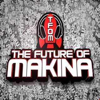DJ DISTORTER MC BOUNCIN LIVE ON THE FUTURE OF MAKINA 30/8/2016