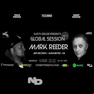 Global Session - Nasty deluxe, Mark Reeder - Confetti Digital London