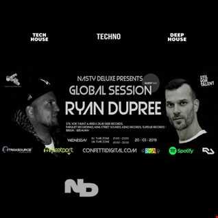Global Session - Nasty Deluxe, Ryan Dupree - Confetti Digital London