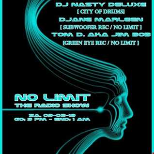 "Laut FM -""Techno Paradize"" - No Limit Radio Show - Mixed by DJ Nasty Deluxe"