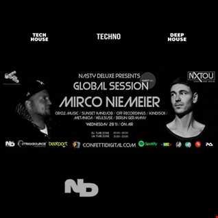 Global Session - Nasty deluxe, Mirco Niemeier - Confetti Digital London