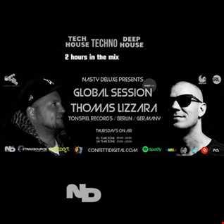 Global Session - Nasty Deluxe, Thomas Lizzara - Confetti Digital London