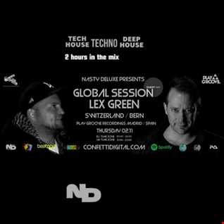 Global Session - Nasty Deluxe, Lex Green - Confetti Digital London / UK