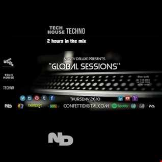 Global Session - Confetti Digital London / UK - Mixed by Nasty Deluxe