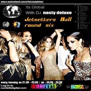 Dj Nasty deluxe - Confetti Digital - UK / London - Jetsetters Mix part ( 6 )