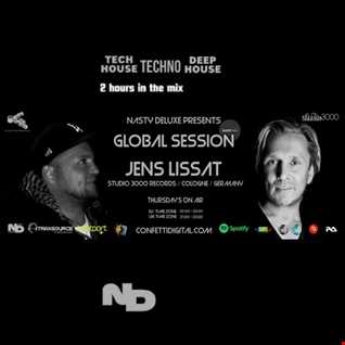 Global Session   Nasty Deluxe, Jens Lissat   Confetti Digital London   UK