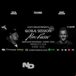 Global Session - Nasty deluxe, Alex Ferrer - Confetti Digital London - Podcast 14.11.2018