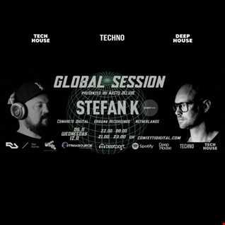 Global Session - Nasty Deluxe, Stefan K. - Confetti Digital London