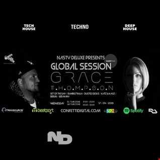 Global Session - Nasty Deluxe, Grace Thompson - Confetti Digital London