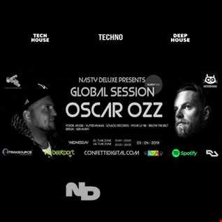 Global Session - Nasty Deluxe, Oscar Ozz - Confetti Digital London