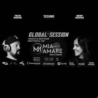 Global Session - Nasty Deluxe, Mia Amare - Confetti Digital London