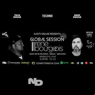 Global Session - Nasty deluxe, Rene Bourgeois - Confetti Digital London - 24.10.2018