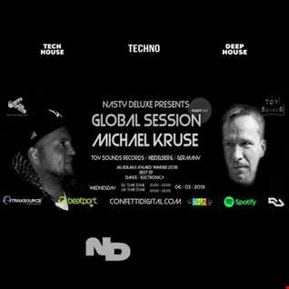 Global Session - Nasty deluxe, Michael Kruse - Confetti Digital London