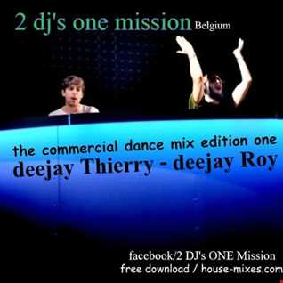Commercial dance mix - edition one