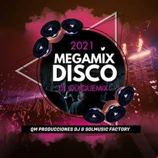 Megamix 2021.By.QuiqueMix