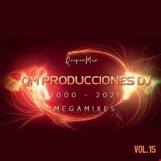2000 2021 QM Producciones dj Vol. 15