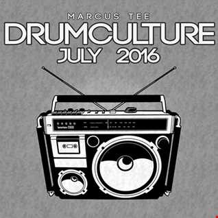 Drumculture July 2016