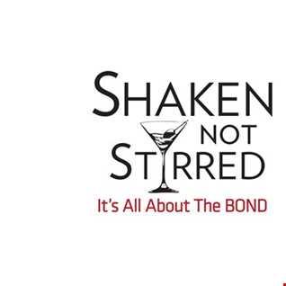 The Shaken not stirred mix