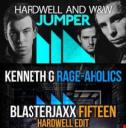 Hardwell & W&W vs Kenneth G vs Blasterjaxx - Jumper Aholics Fifteen (Maicosch Mashup)