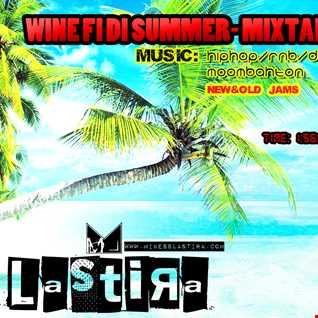 MIKESS LASTIRA HIPHOP RNB DANCEHALL MOOMBAHTON SUMMERMIXTAPE 22 07 2013