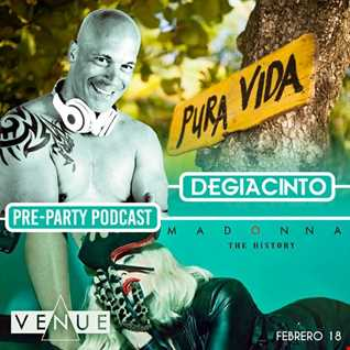 DeGiacinto Club Venue - Pura Vida Tour Mix