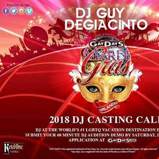 Gay Days 2018 Guy DeGiacinto Audition Mix