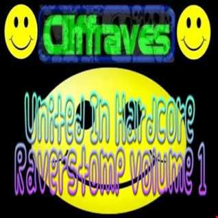 DJ Cliffraves Raverstomp United In Hardcore