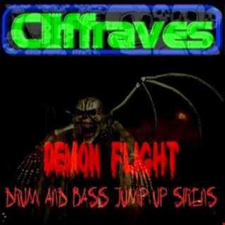 DJ Cliffraves Demon flight (Drum and Bass Jump up mix)