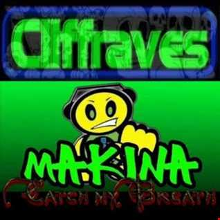 DJ Cliffraves Catch my breath  Makina Rave Mix