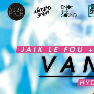 Vanguard Night @ Hydro City with Jaik Le Fou, Max Sebastien & Ivan B ( 29.11.2014 )