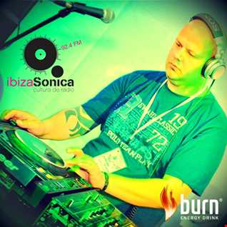 Burn Residency People Choice Mix-Off On Ibiza Sonica Radio
