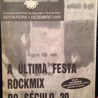 RockMix Bauhaus 2 Dez 1999 Ultima Festa Pop Rock do Milenio