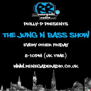 Philly P   Jungle/DNB Renegade Radio 107.2FM 14-12-17
