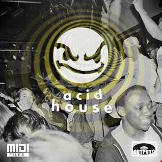 Acid House MIDI Files Demo