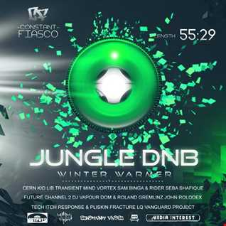 Jungle DnB Winter Warmer - A Sides & Tunes - Mixed - 55:29