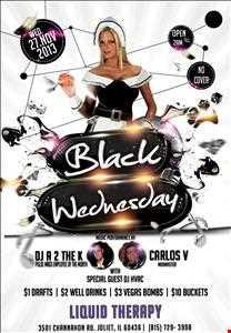DJ A 2 The K - 1 HR Black Wednesday Club / EDM Live Mix (A2TheK Mix)