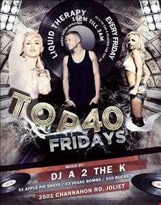 DJ A 2 The K - QUICK HITTING TOP 40 EDM MIX