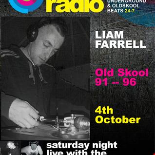 Liam Farrell .  Jay and Jord. rejuve radio. 4.10.14