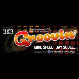 Mike Speed and Jay Sudell .. Groovin. 19.12.14