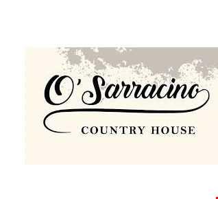 In ambient @ O  SARRACINO